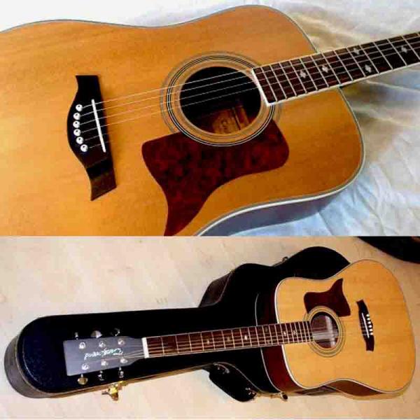guitare folk tanglewood tw15 ns petite annonce trocmusic. Black Bedroom Furniture Sets. Home Design Ideas