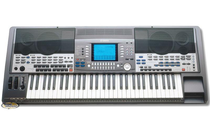 Clavier yamaha psr 9000 housse petite annonce trocmusic for Housse clavier yamaha