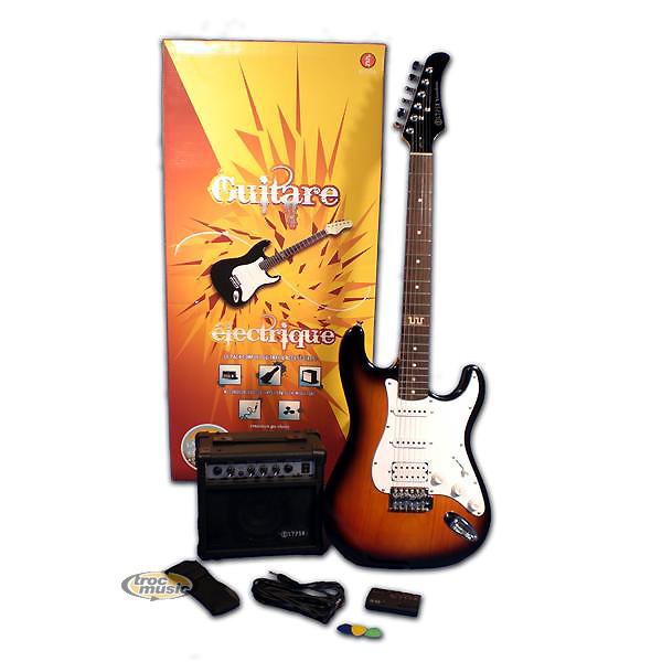 pack guitare electrique elypse petite annonce trocmusic. Black Bedroom Furniture Sets. Home Design Ideas