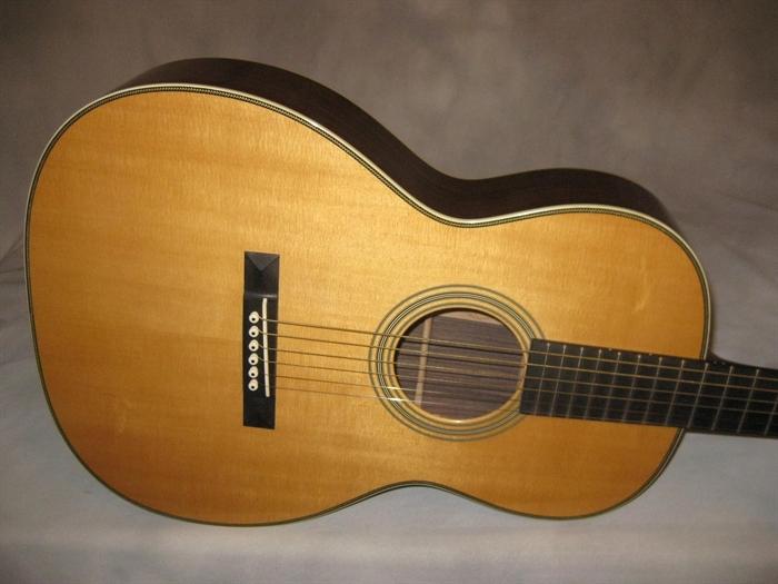 guitare folk martin 00028 vs 12 frets petite annonce. Black Bedroom Furniture Sets. Home Design Ideas