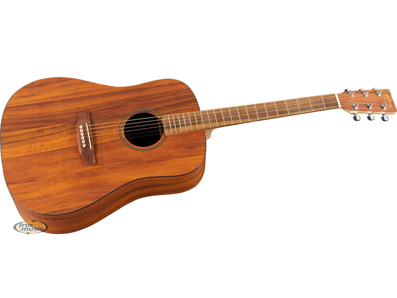 guitare folk martin dx k2 koa petite annonce trocmusic. Black Bedroom Furniture Sets. Home Design Ideas