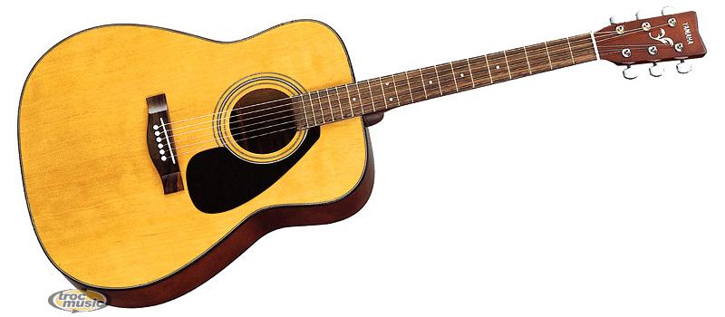 guitare folk yamaha f 340 petite annonce trocmusic. Black Bedroom Furniture Sets. Home Design Ideas