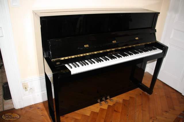 Photo annonce Piano droit SCHIMMEL 120 VN