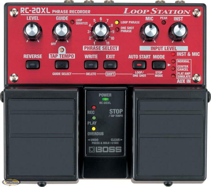 Photo annonce BOSS  RC  20  XL  LOOP STATION & Notice