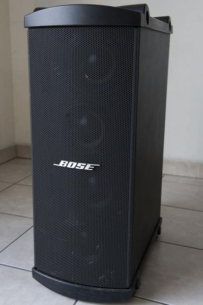 caisson de basse bose mb4 petite annonce trocmusic. Black Bedroom Furniture Sets. Home Design Ideas