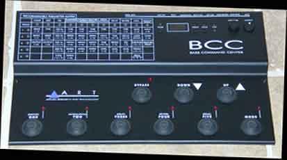 Photo annonce Pedalier ART pour basse BCC