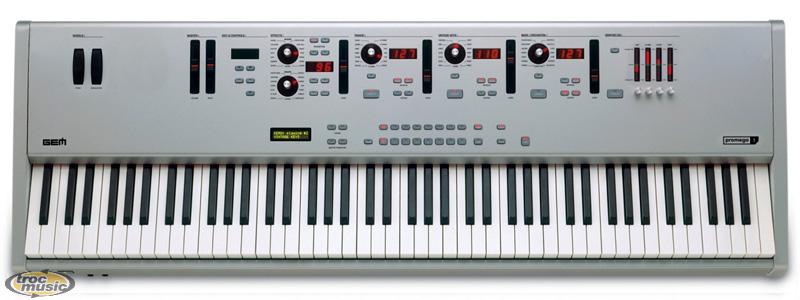 Photo annonce GEM   Promega   2 Piano de scene
