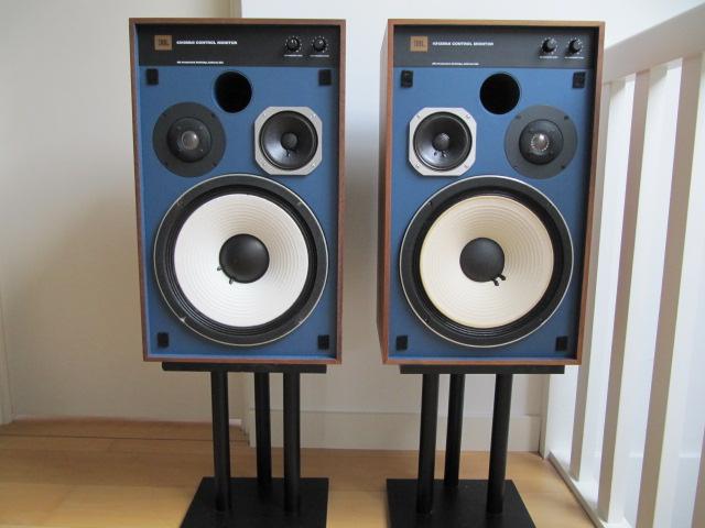 photo enceintes jbl 4312 mkii control monitor hifi. Black Bedroom Furniture Sets. Home Design Ideas