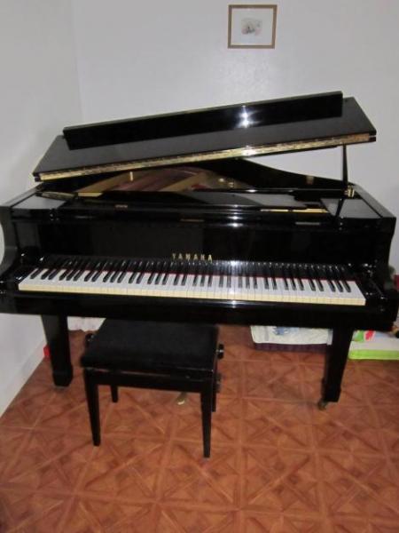 Aménagement DUne Salle De Bain Étroite : Piano yamaha quart de queue G1  Petite Annonce TrocMusic