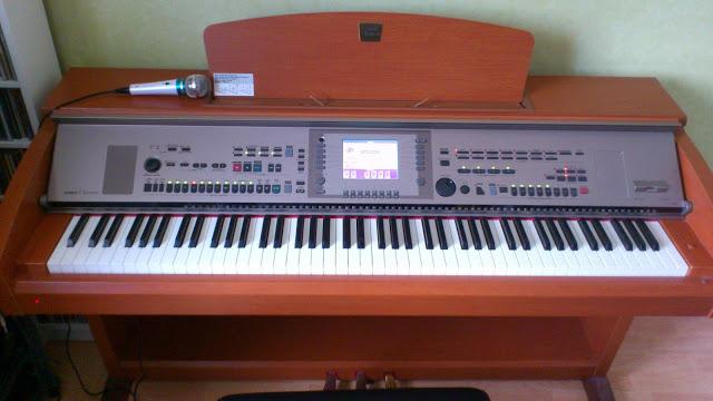 Yamaha cvp 303 petite annonce trocmusic for Yamaha cvp 303