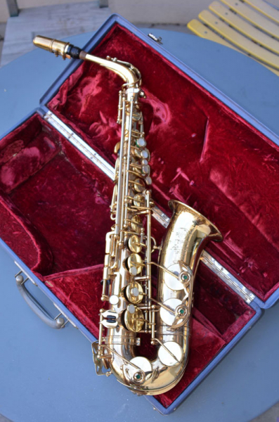 saxophone alto selmer mark vi de 1959 petite annonce. Black Bedroom Furniture Sets. Home Design Ideas