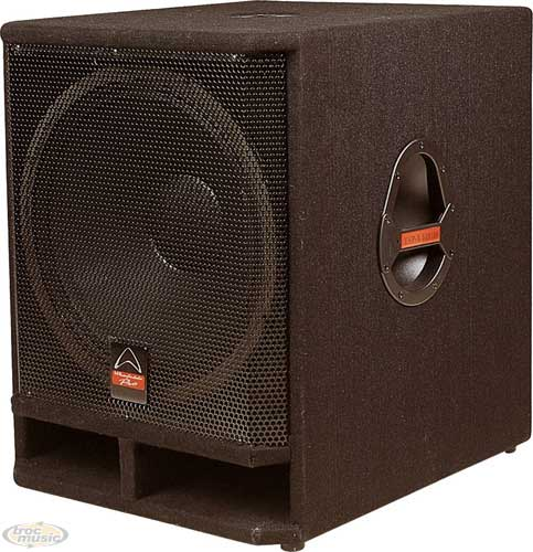 achat wharfedale evpx15pb prix caisson de basse amplifie trocmusic. Black Bedroom Furniture Sets. Home Design Ideas