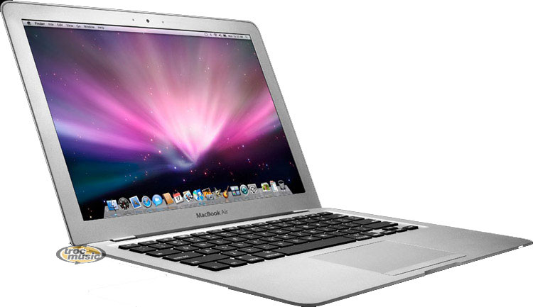 fiche descriptive apple macbook air 13