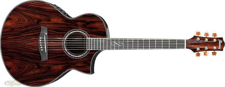 photo guitare electro acoustique ibanez ew50cbe nt. Black Bedroom Furniture Sets. Home Design Ideas