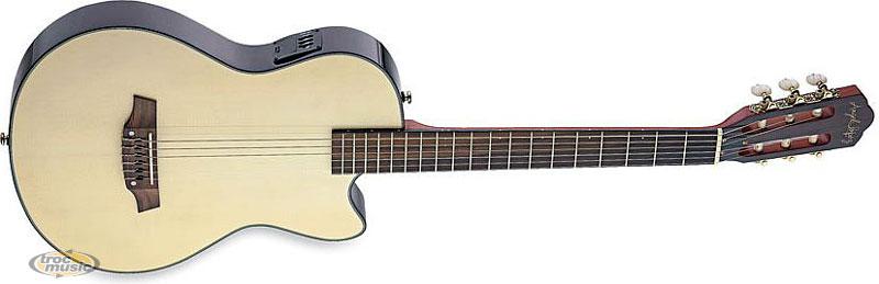 guitare electrique corde nylon