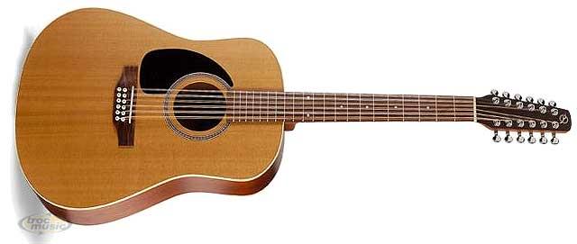 guitare gaucher corde